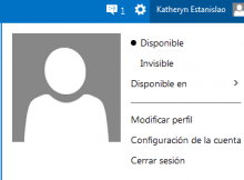 Outlook iniciar sesion, cerrar sesión