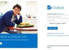 Outlook iniciar sesion, como hacerlo?