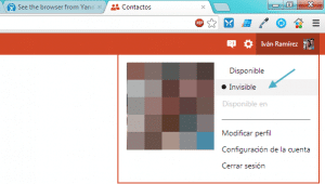 Cambiar estado en Outlook iniciar sesion