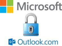 Microsoft aumenta la seguridad de Outlook iniciar sesion