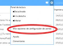 Outlook iniciar sesion te habla sobre agregar otras cuentas de correo