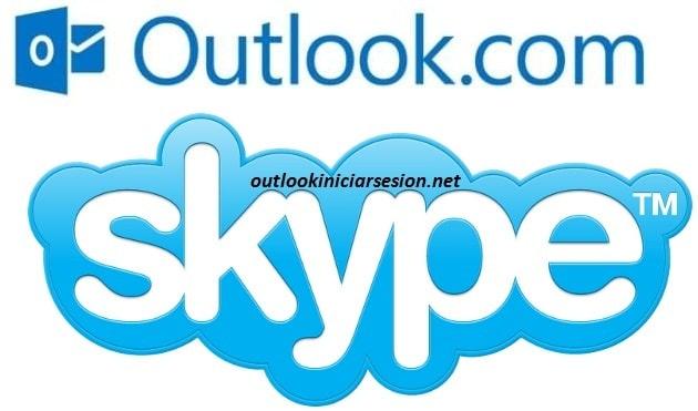 Cómo funciona Skype con el correo Outlook